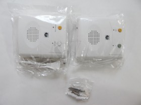 دستگاه اینترکام و ارتباط داخلی رومیزی دو طرفه مدل 2دی