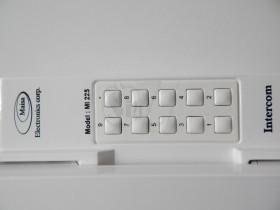 دستگاه اینترکام و مکالمه داخلی مدل گوشی به گوشی
