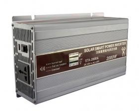 پاور اینورتر شبه سینوسی 2000 وات- کیفیت عالی- GHK مدل STA-2000A عکس پنجم