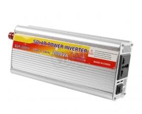 پاور اینورتر شبه سینوسی 2000 وات- کیفیت خوب- GHK مدل SUA-2000A عکس اول