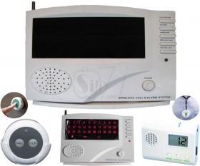 دستگاه مرکزی زنگ بیسیم نرس کال (احضار پرستار یا نمراتور)