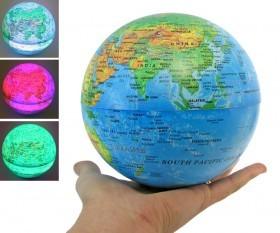 14cm Magic Revolving Globe with LED Light