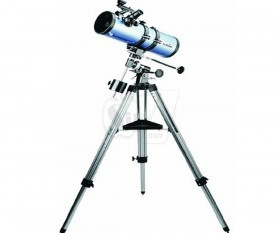 تلسکوپ پایه دار مدل671 با لنز 114 میلیمتری اف1000