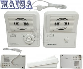 Maisa MI223 Desktop Intercom 1 channel System