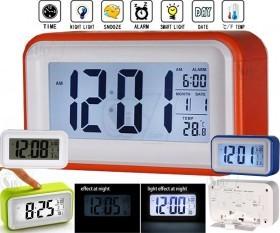 ساعت دیجیتالی طرح کاسیو مدل 019 دارای سنسور تاریکی و دکمه لمسی