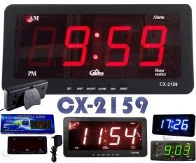 ساعت دیجیتال ال ای دی کایزینگ مدل 2159