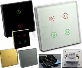 Intelligence Touch Wall Switch