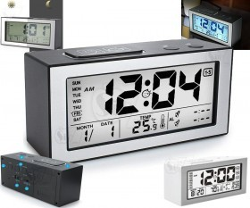 ساعت دیجیتالی مدل 882 دارای 2 آلارم و دماسنج