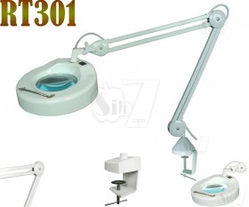 RT301 Magnifier with florescent lamp