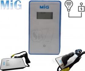 پاور اینورتر فندکی 200 وات MIG دارای صفحه نمایش
