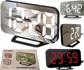 DS-3625L Mirror Screen LED Alarm Clock