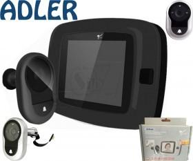 چشمی درب مانیتوردار 3.2 اینچی دیجیتال ادلر مدل 3020 ذخیره عکس