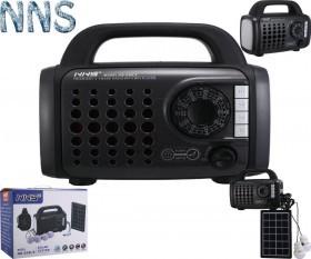 پک روشنایی خورشیدی NNS با قابلیت پخش موسیقی و رادیو