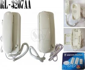 اینترکام و سیستم ارتباط داخلی گوشی به گوشی دو طرفه برد بلند مدل 3207
