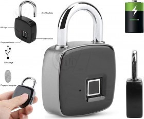قفل هوشمند مدرن با قابلیت تشخیص اثر انگشت