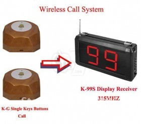 Y-99S-315 wireless calling and Paging system board