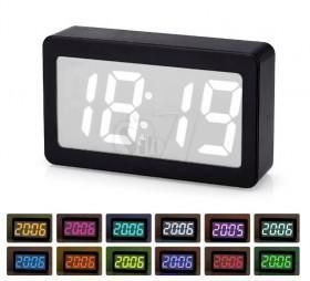 Modern 115 Color Changing Digital LED Display Alarm Clock