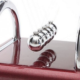 توپ های ضربه ای نیوتن مدل پارالل یا پاندولی آونگ تزئینی