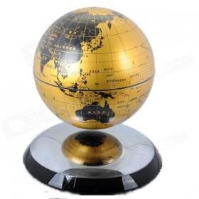کره زمین معلق در هوا شگفت انگیز روی آینه محدب