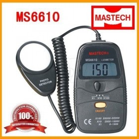 نورسنج یا لوکس متر دیجیتال مستچ مدل  ام اس6610