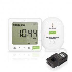 دستگاه نمایشگر بیسیم مصرف برق افرژی مدل ای2 با قابلیت اتصال به کامپیوتر