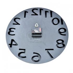 ساعت دیواری 3 بعدی مدل 6100 با اعداد برجسته