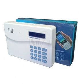 تلفن کننده سیم کارتی و دیالر مدل جی5 مخصوص دزدگیر
