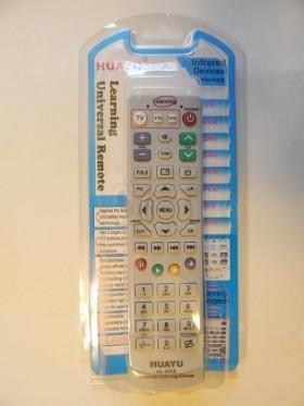 ریموت کنترل خام با قابلیت کپی از ریموت کنترلهای دیگر مدل 695