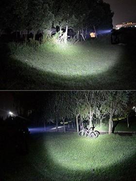 نورافکن و پروژکتور شارژی 30 واتی زوم دار با نور متمرکز