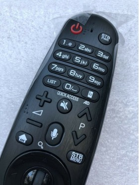ریموت کنترل جادویی ال جی مدل 650 مخصوص تلویزیونهای هوشمند